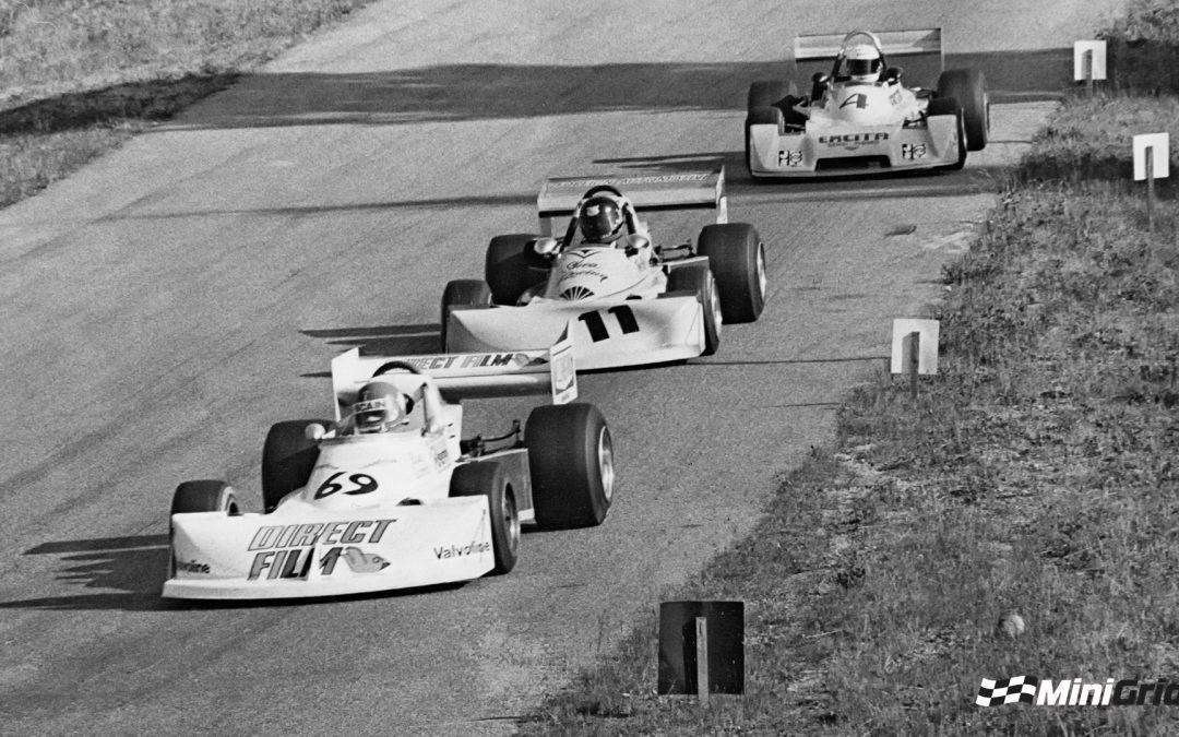 Formula Atlantic History Lesson