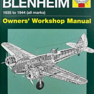 Bristol Blenheim Owners' Workshop Manual - Haynes Publishing