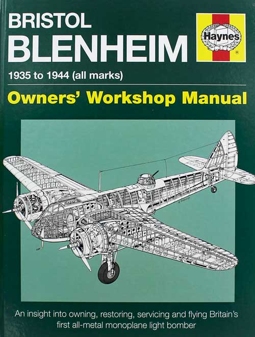 Bristol Blenheim Owners' Workshop Manual - Haynes Publishing