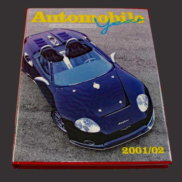 Automobile Year 2001/2002