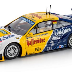 Opel Calibra V6 - No.2 Avus Ring - DTM / ITC 1995