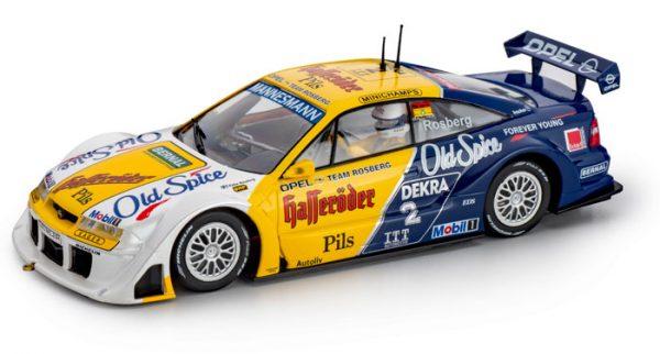 Opel Calibra V6 - No.2 Avus Ring - DTM / ITC 1995