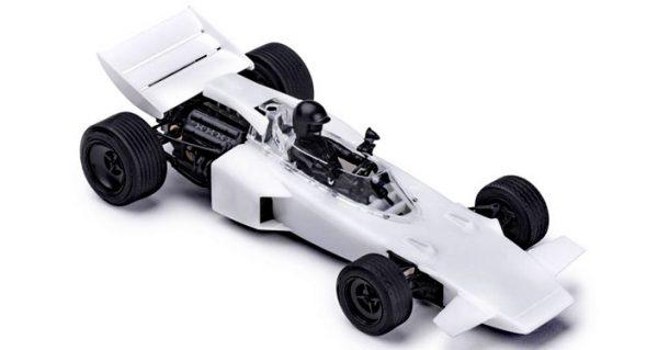 Lotus 72 - White Kit