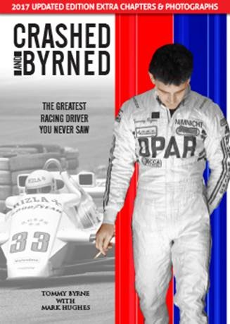 CRASHED and BYRNED- The Book - 2017 Updated Edition