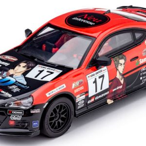 Toyota GT86 No.17 - Gazoo Racing