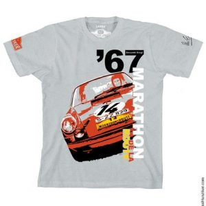Porsche 911R Vic Elford T-Shirt