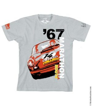 Porsche 911R Vic Elford T-Shirt