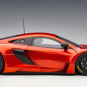 McLAREN 650S GT3 (Volcano Orange / Black Accents)