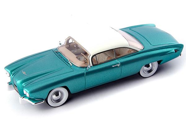 Cadillac Coupe De Ville Raymond Loewy (USA, 1959)