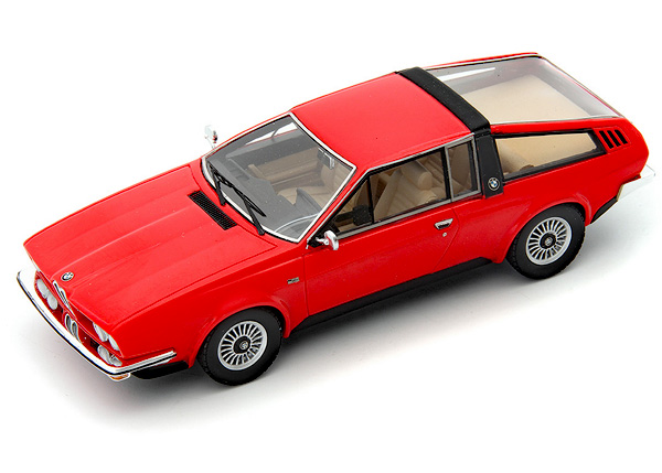 BMW 528 GT Coupé Frua (Italy, 1976)
