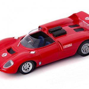 De Tomaso Sport 5000 (Italy, 1965)