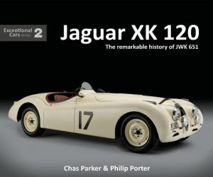 Jaguar XK 120 - Exceptional Cars series - No.2