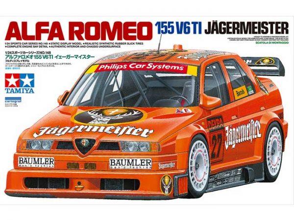 Jägermeister Alfa Romeo 155 Ti