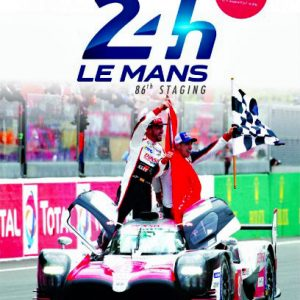 24 Hours Le Mans - 86th Edition - 2018 Official Yearbook