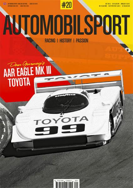 Automobilsport #20