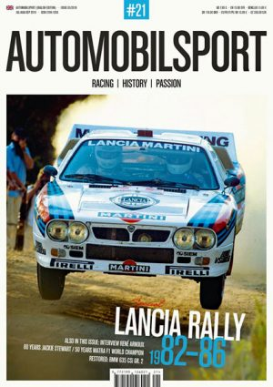 Automobilsport #21