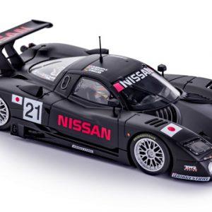 Nissan R390 GT1 No.21 Test 24h Le Mans 1997