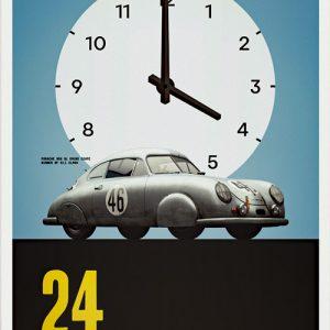 Porsche 356 SL Gmünd – 1951 – automobilist