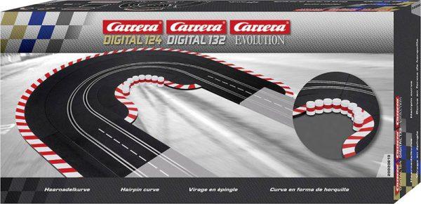 Carrera Hairpin Curve