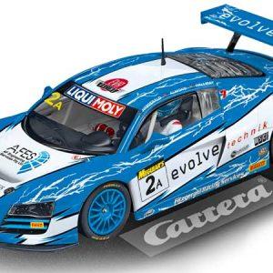 """Audi R8 LMS """"Fitzgerald Racing, No.2A""""  -  DIGITAL 124"""