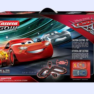 "Carrera GO!!! ""Cars 3"" Pole Position Set"