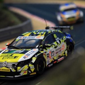 VW Passat BTCC, Aron Smith