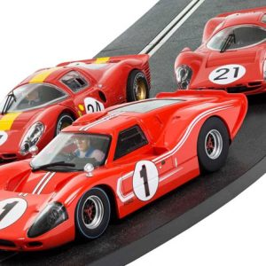 Legends 1967 Le Mans Triple Pack - Limited Edition