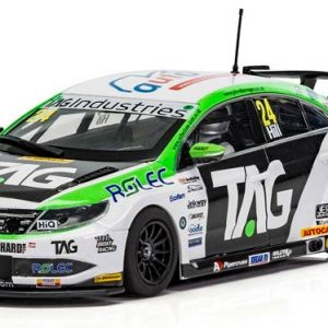 VW Passat CC NGTC Team HARD No.24 - BTCC 2017