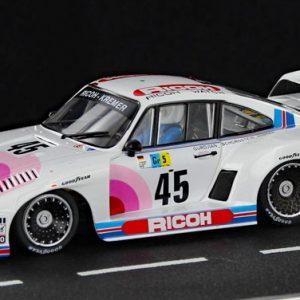 Porsche Kremer 935K2 - Team RICOH - No.45 Le Mans 1978