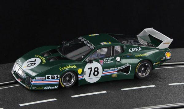 Ferrari 512BB / LM O'Rourke Team No.78 1980 Le Mans