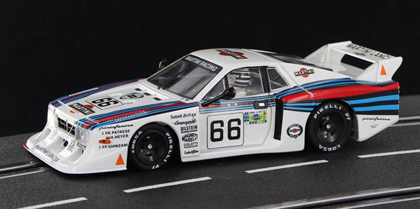 Lancia Beta Montecarlo Gr.5 Martini - Le Mans 24h 1981