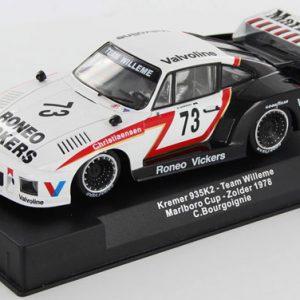 Porsche Kremer 935K2 - Team Willeme - Marlboro Cup