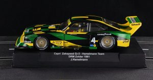 Ford Capri Zakspeed Pentosin Gr.5 Hamelmann Team DRM Zolder 1981