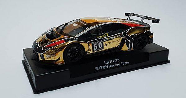 Lamborghini Huracan GT3 No.60 RATON Racing (GOLD)