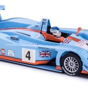 Audi R8 LMP - 24h Le Mans 2001
