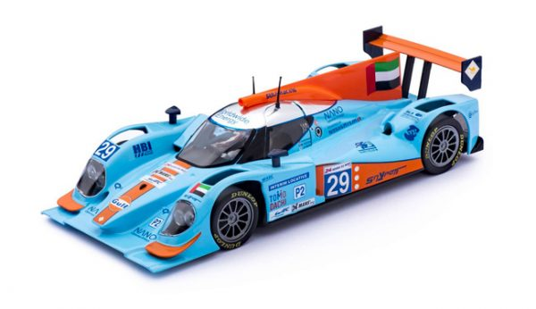 """Lola B12/80 """"GULF""""  - No.31 24h  Le Mans 2012"""