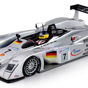 Audi R8 LMP - No.7 Le Mans 2000