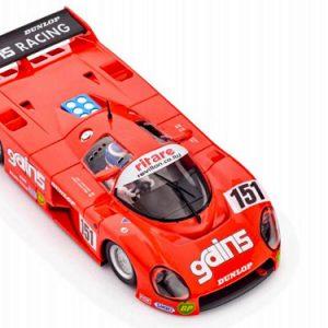 Toyota JTK 63C - No°151 GAINS Racing Fuji 1988