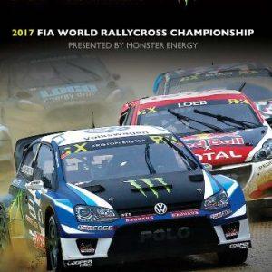 2017 FIA World RallyCross Championship - DVD