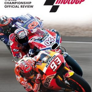 2017 MotoGP World Championship Official Review - DVD