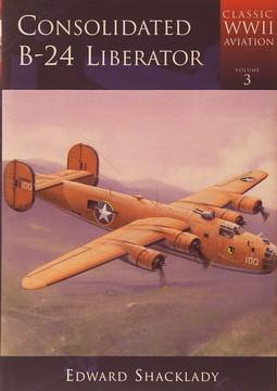 Consolidated B-24 Liberator.