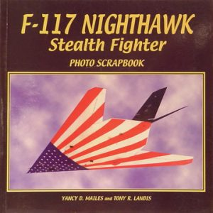 F-117 Nighthawk Stealth Fighter.