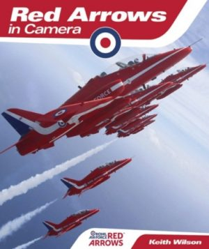 Red Arrows in Camera.