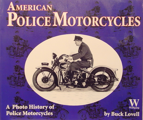 American Police Motorcycles.