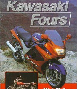 Kawasaki Fours.
