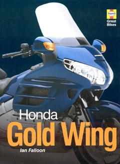 Honda Gold Wing.