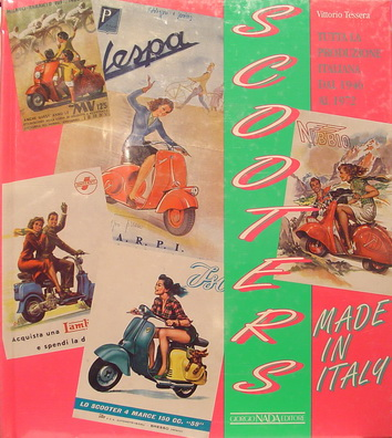 Scooters. Made in Italy.