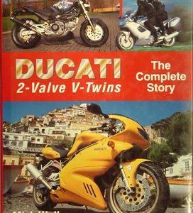 Ducati 2-Valve V-Twins.