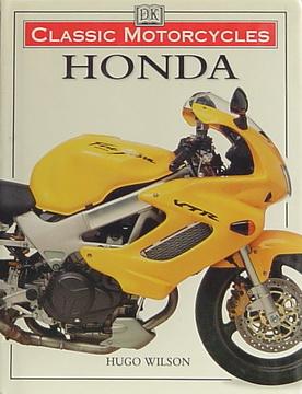 Honda. Classic Motorcycles series.