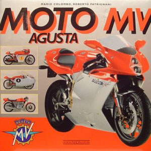 Moto MV Agusta.